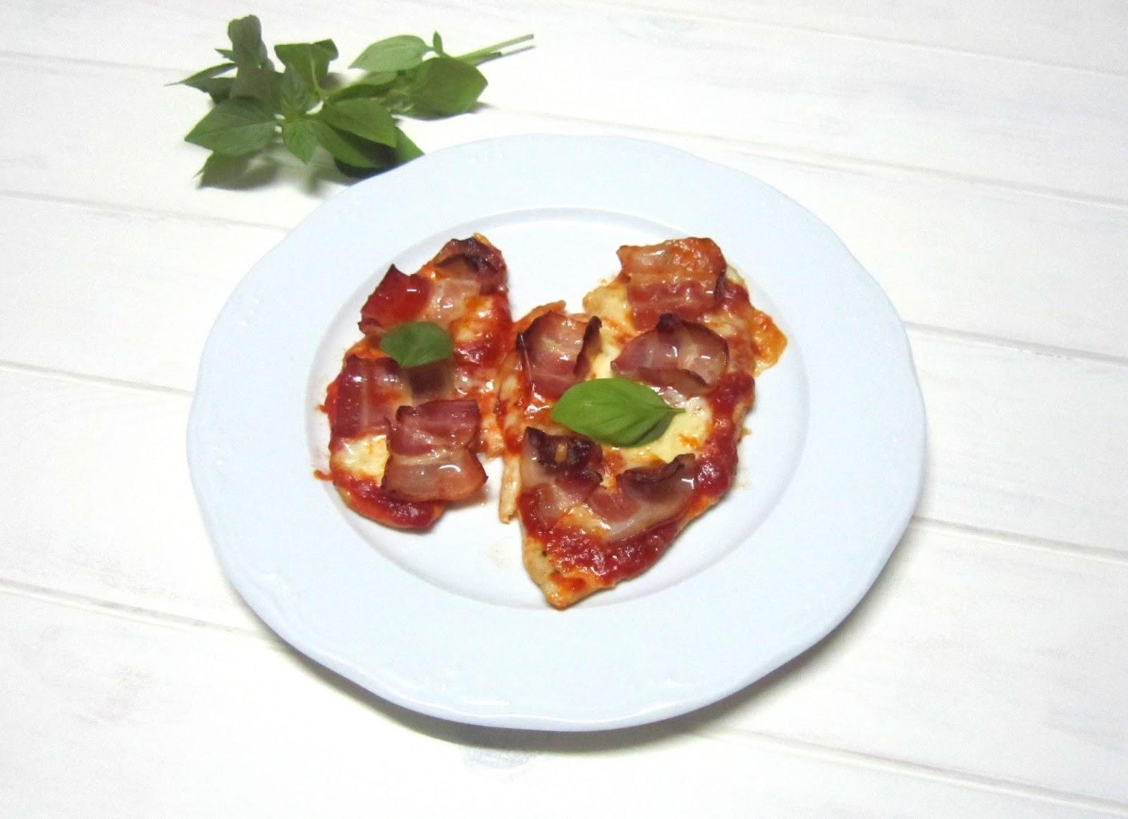 Pechuga de pollo al estilo italiano