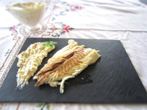 Aprende a preparar una deliciosa dorada a la sal