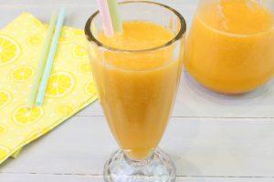 Receta de zumo vitamínico con Thermomix