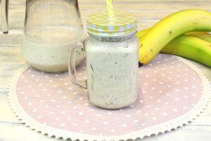 Receta de batido de kiwi y plátano con o sin Thermomix
