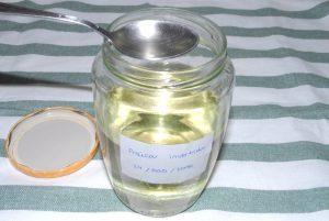 Receta de azúcar invertido con Thermomix