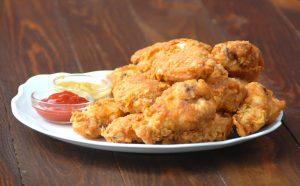 Receta de pollo frito al estilo KFC