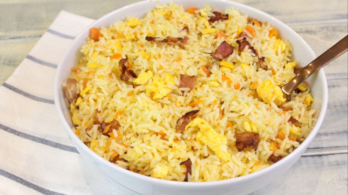 Receta de arroz Nelba con Thermomix