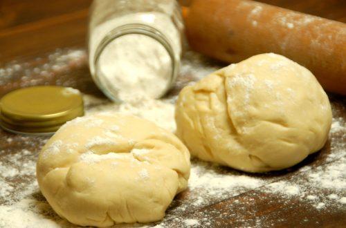Receta de masa de empanada con Thermomix