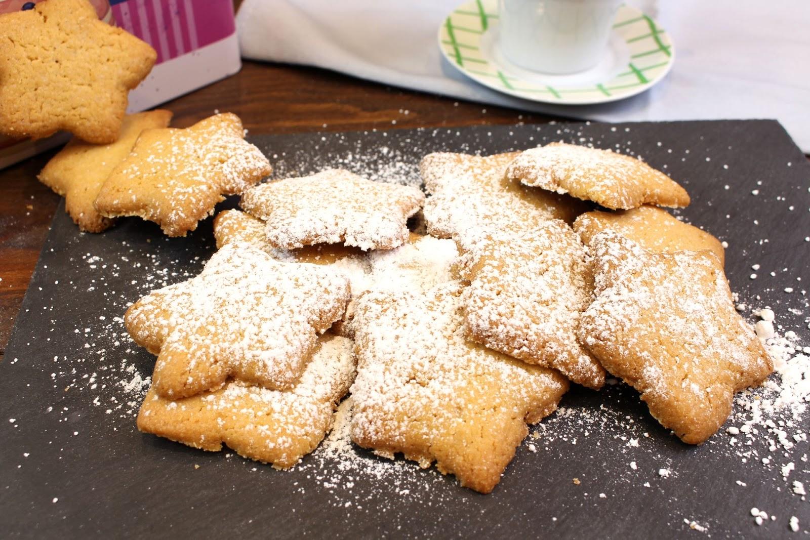 Receta de galletas de vainilla con Thermomix