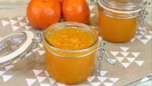 Receta de mermelada de mandarina con Thermomix
