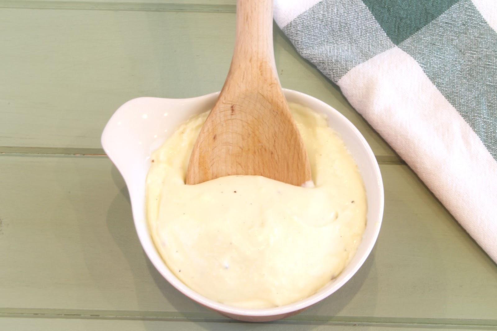 Receta de salsa bechamel fácil con o sin Thermomix