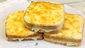 Receta de sandwich croque monsieur