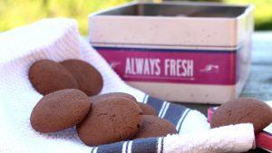 Receta de galletas de Nutella con 3 ingredientes