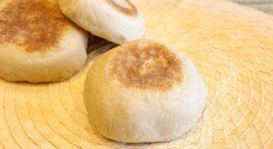 Receta de pan rápido en sartén hecho con Thermomix