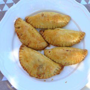 Receta de masa de empanadillas en Mambo