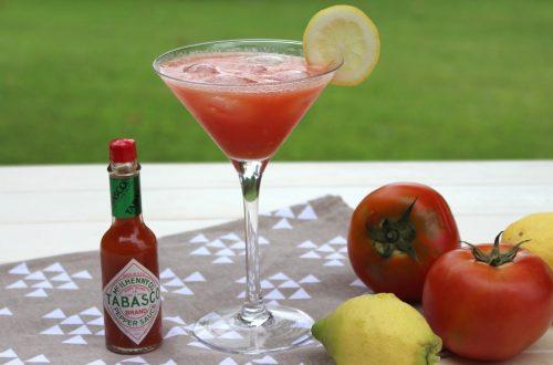 Receta de cóctel Bloody Mary
