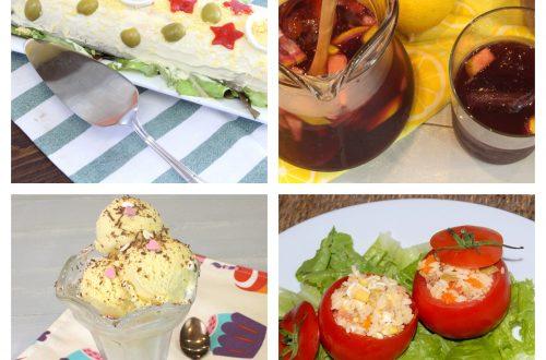 Las mejores recetas para verano