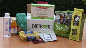 Caja Dietbox de Agosto 2019