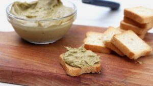 Receta de paté de mejillones y atún con Thermomix