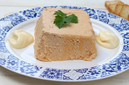 Receta de pastel de atún con Mambo