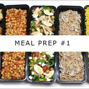 Meal Prep #1