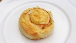 Roles de jamón y queso con Thermomix