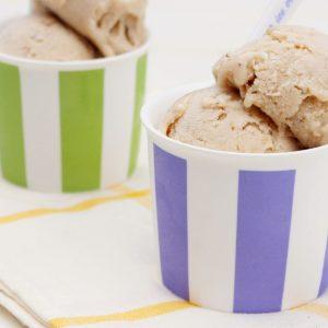 Receta de helado de plátano con Thermomix con solo 3 ingredientes