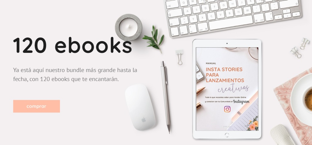 Bundle 120 e-books