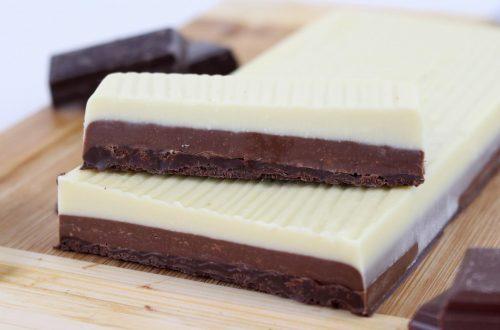 Turrón de 3 chocolates en Mambo