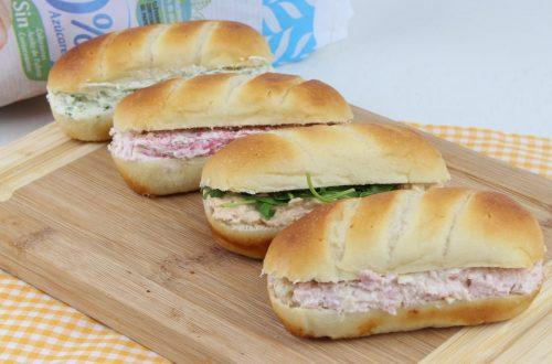 4 rellenos para sandwiches o bocadillos fáciles