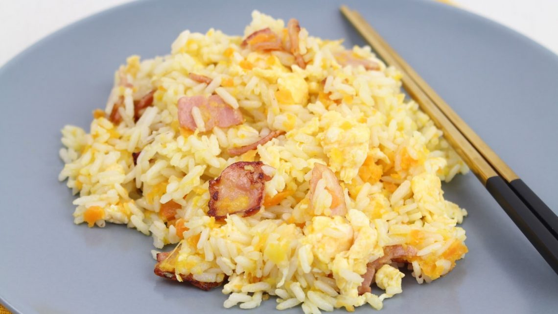 Receta de arroz Nelba en Mambo