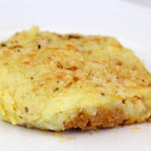 Receta de pastel de carne y patata en Mambo