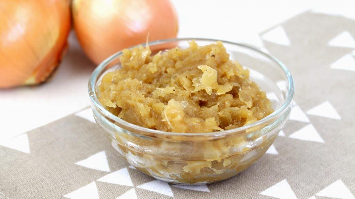 Receta de cebolla caramelizada con Mambo