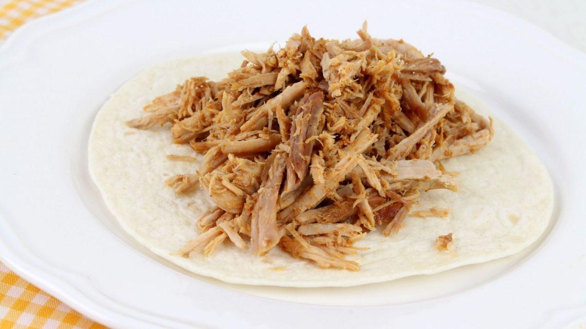 Receta de pulled pork en olla de cocción lenta