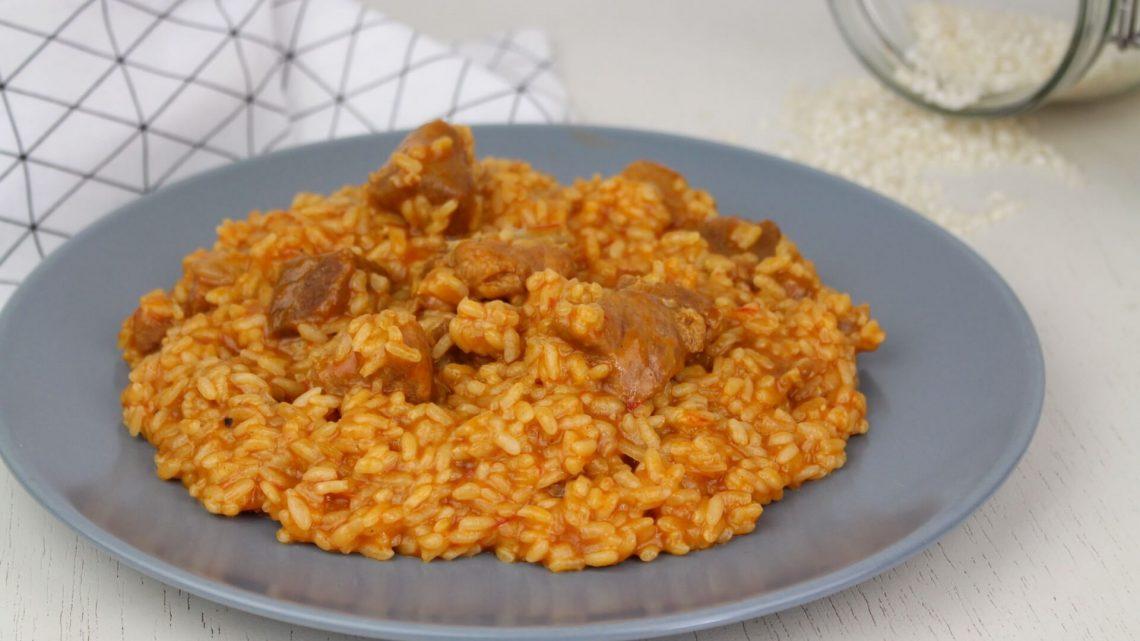 Receta de arroz con costillas en Mambo